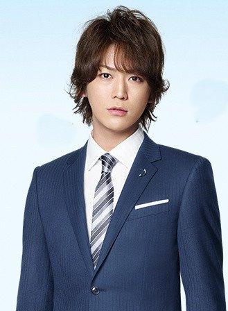 Kamenashi Kazuya nouveau Aoki CM