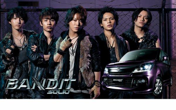 KAT-TUN, Nouveau CM Bandit pour Suzuky solio