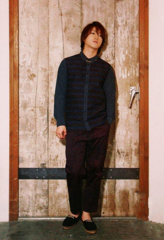 Kamenashi Kazuya dans Moviez magazine