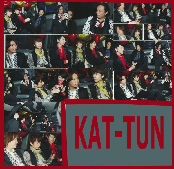 KAT-TUN dans Popolo