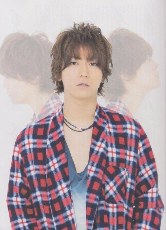 Kamenashi Kazuya dans Pict Up