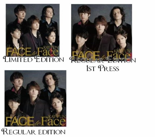 """KAT-TUN: mini preview du PV de """"Face to Face"""""""