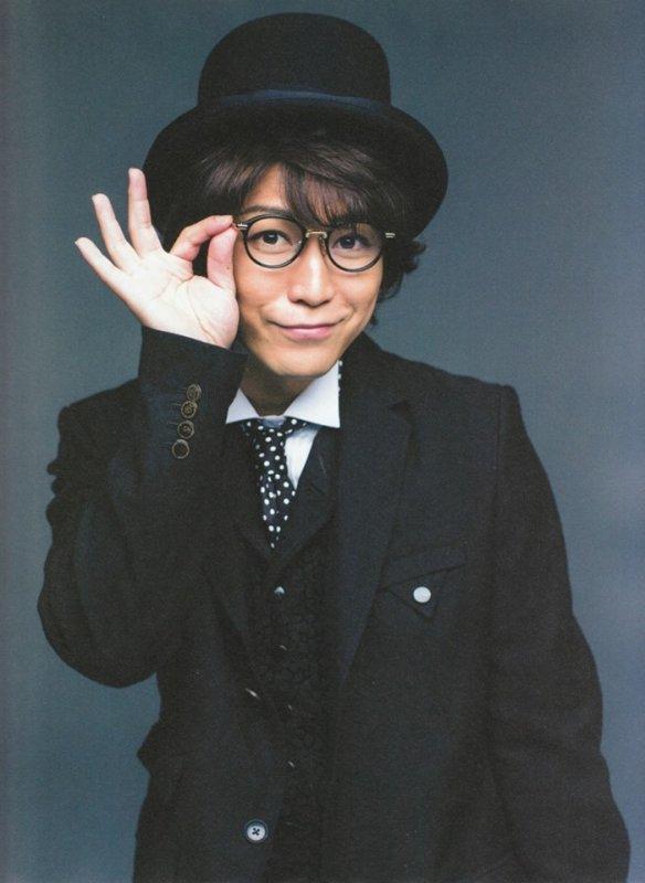 Kamenashi Kazuya dans TV Pia