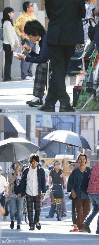 Tokyo Bandwagon: début du tournage