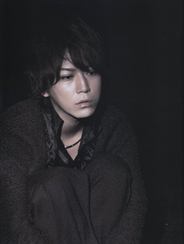 Kamenashi Kazuya dans +act mini