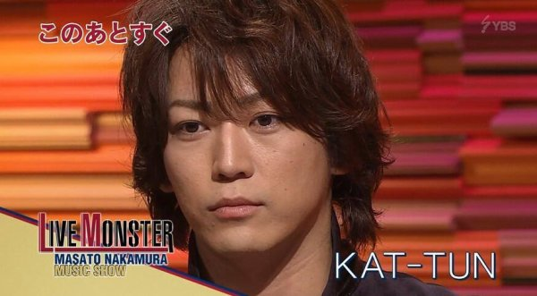 KAT-TUN dans live Monster