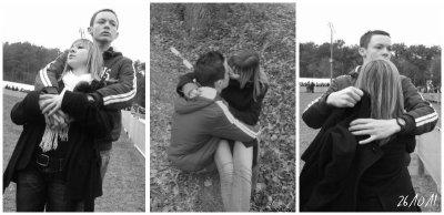 Tu m'as donné une avalanche d'amour en m'ouvrant tes bras ; ܤ