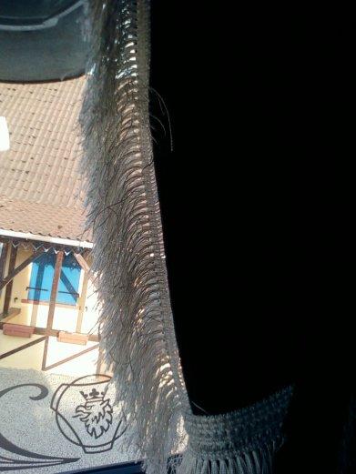 l'interieur du scania a mon pere