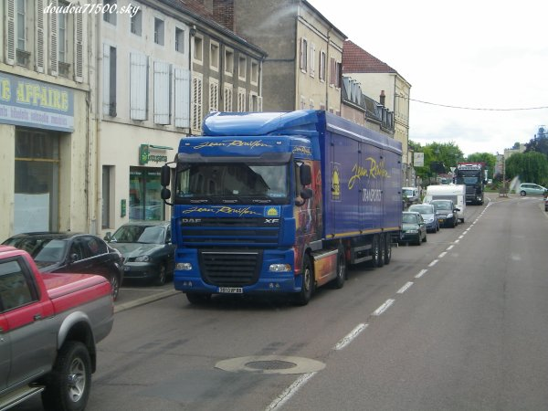 daf xf ( on the road....)