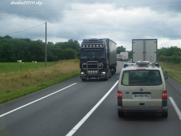 daf xf ( on the road...)