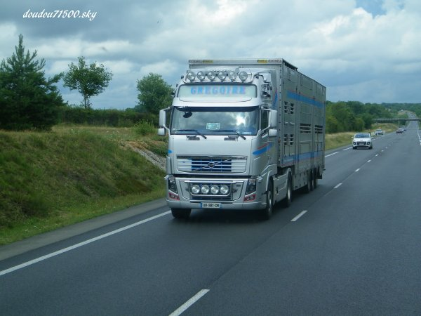 volvo fh ( on the road...)