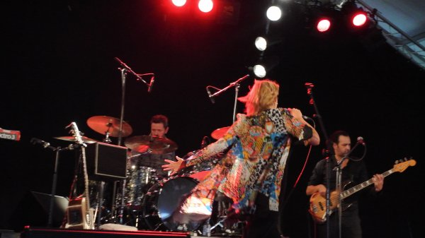Comblain festival jazz 8/7/2012
