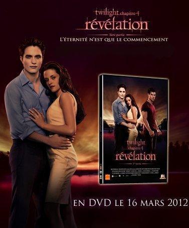 Le DVD va bientôt arriver !