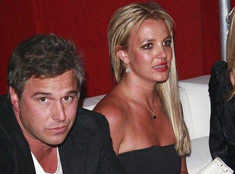 Britney se mari avec Jason Trawick