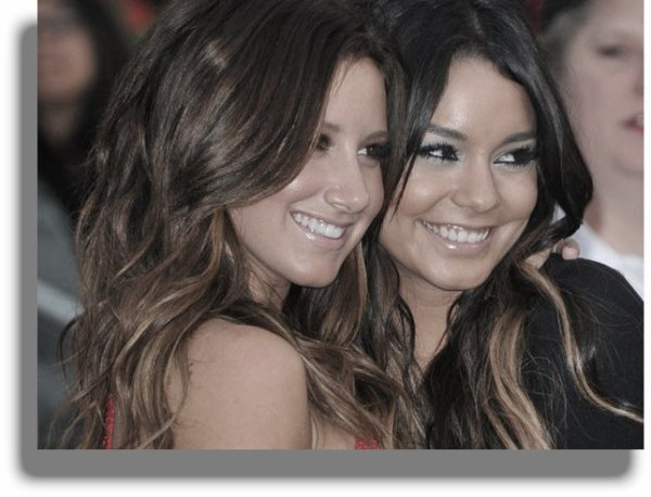 Ashley Tisdale et Vanessa Hudgens une amitié solide !!!!!