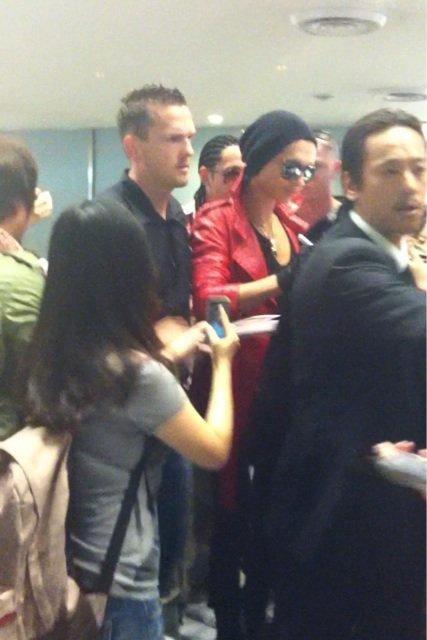 Bill et Tom sont arrivés a Tokyo
