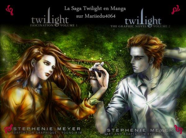 Twilight Fascination Volume 2 : Manga