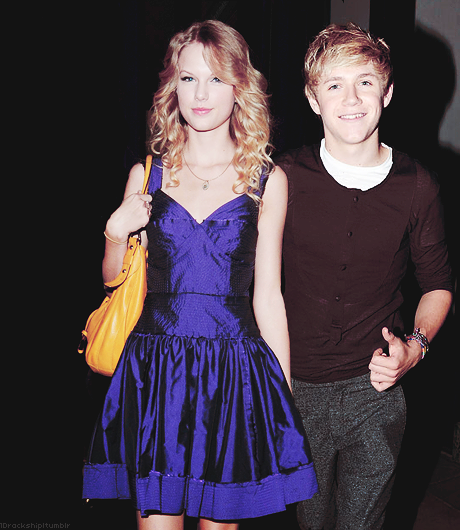 Niall Horan, Taylor Swift.