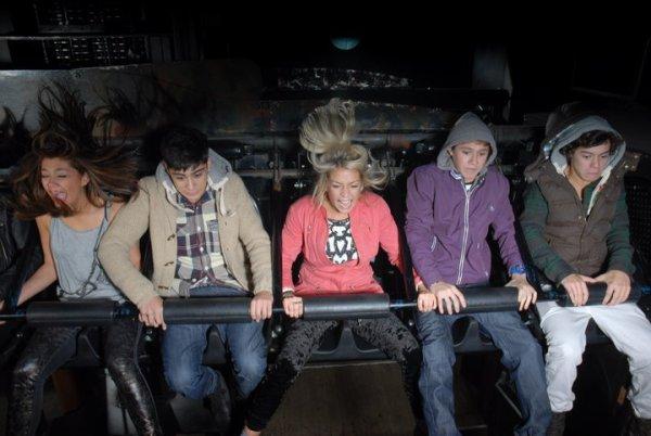 Zayn Malik, Niall Horan, Harry Styles.
