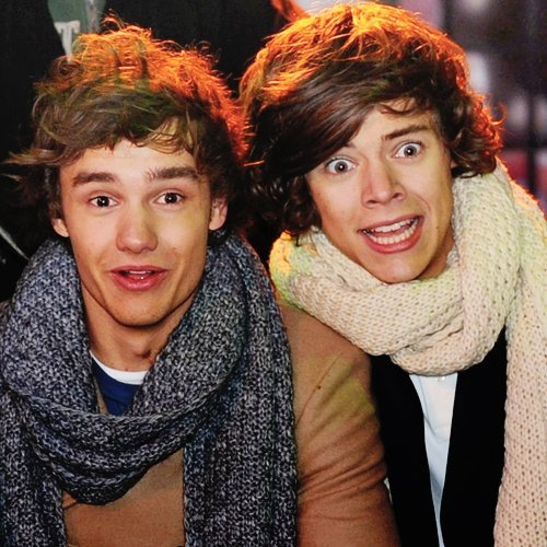 Liam Payne, Harry Styles.