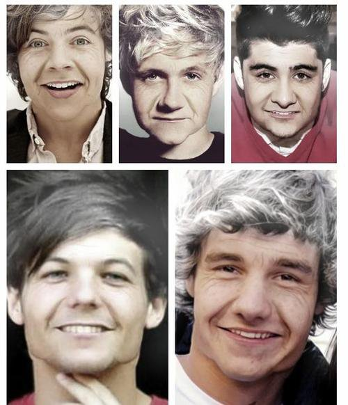 Old One Direction