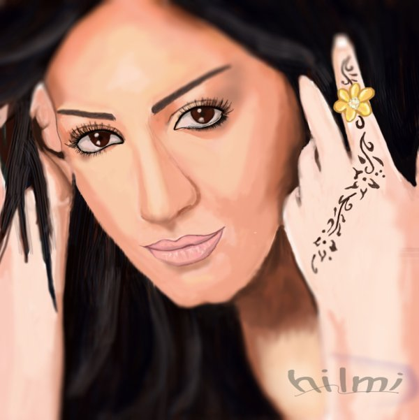 portrait Asmaa Lamnawar