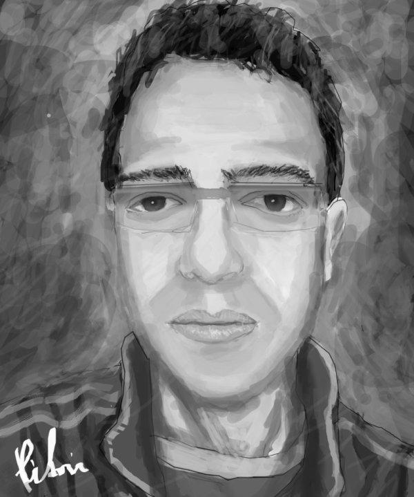 Mon autoportrait