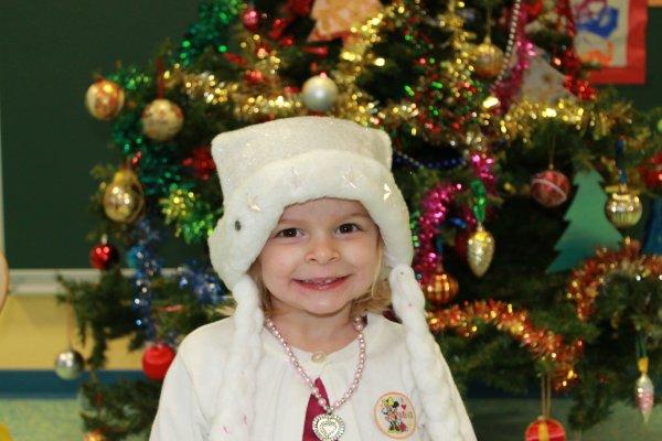 Photos de Noël à l'école