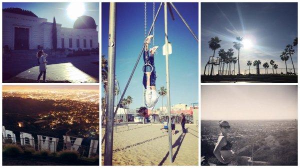 Lorie à Los Angeles