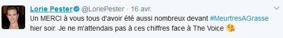 """Beau succés pour """" Meurtres à Grasse """""""