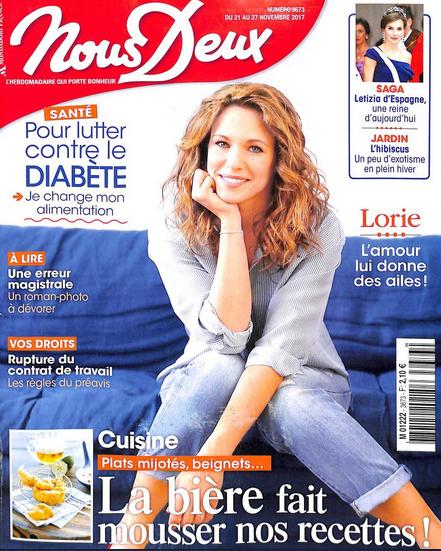 Les news [ Novembre 2017 ] #2