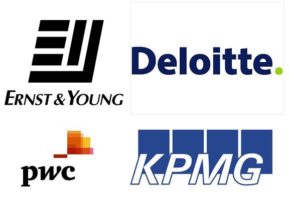The Avanti Group - E&y, KPMG, Pwc, Deloitte ansette rettslig eksperterer