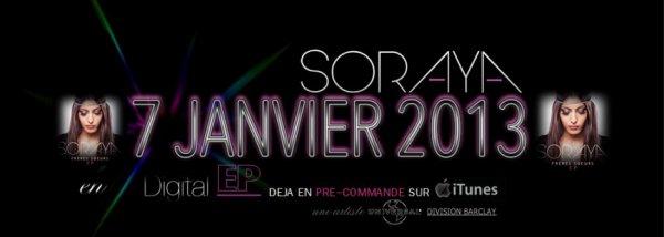 "Ep ""Fréres Soeurs"" de Soraya"