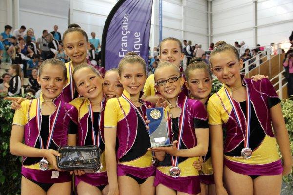 championnat de France DC 2014   -   2/4