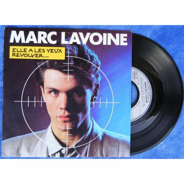 Marc Lavoine Comment Est Ne Son Tube Les Yeux Revolver Marc Lavoine