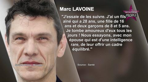 Mes enfants Marc Lavoine ..