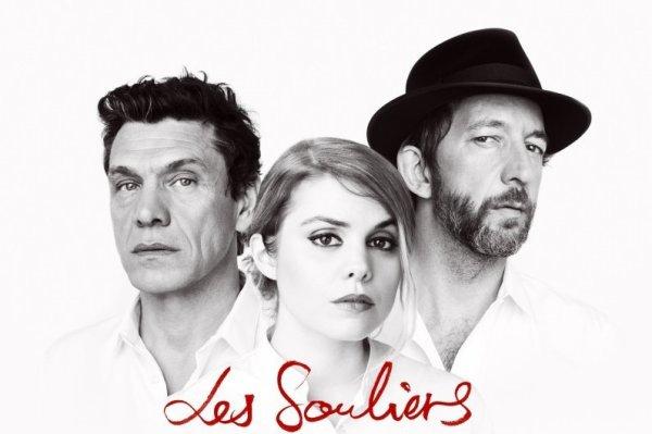 Marc Lavoine présente « Les Souliers Rouges », son conte musical