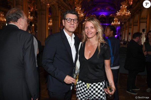 Marc lavoine et sa femme fnac live ville de Paris ....