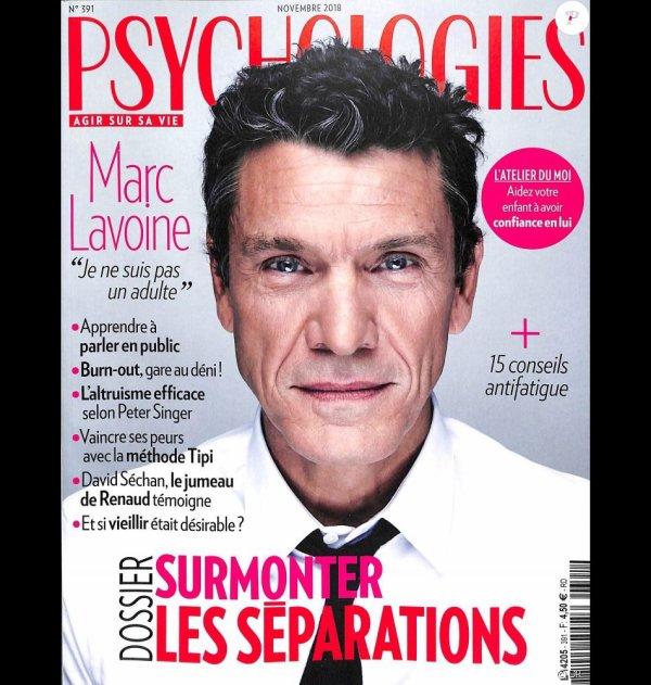 """Marc Lavoine, son étonnante confidence : """"La mort, je flirte avec elle"""""""