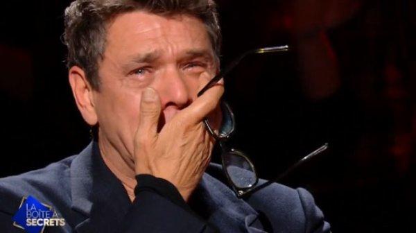 """Marc Lavoine nouvelle émission """" la boite à secret """""""