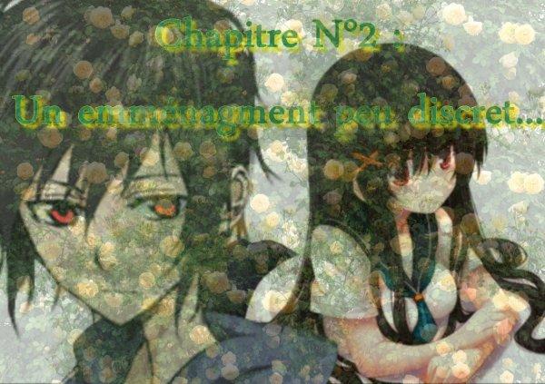 {Satsui No Uta} Chapter N°2