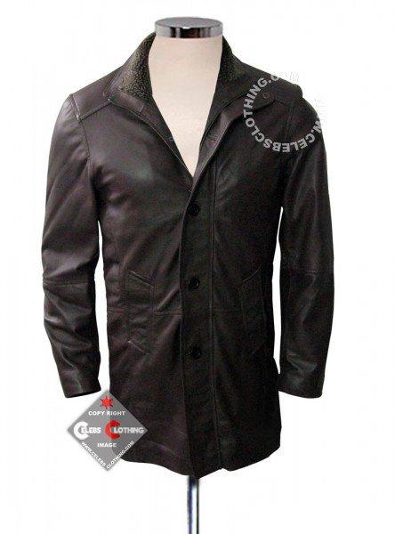 Robert Sheriff Walt Longmire Jacket Coat