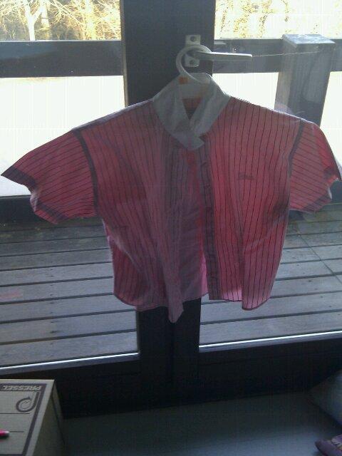 chemise de concour