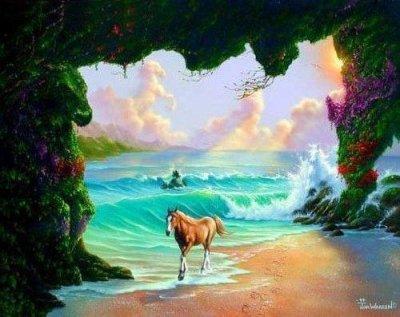 Combien de cheval ici ???
