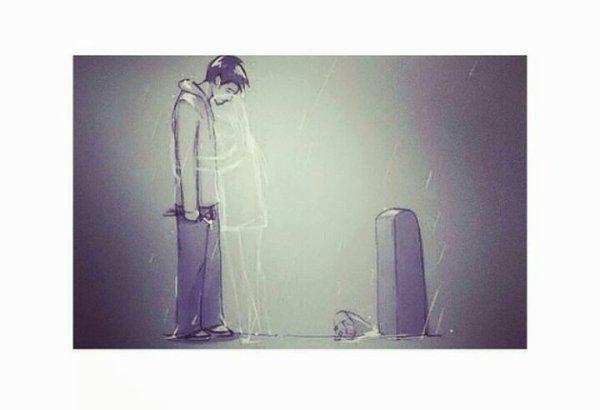 Tu seras toujours mon papa, même si j'ai grandi sans toi...  Je serai toujours ton enfant ...