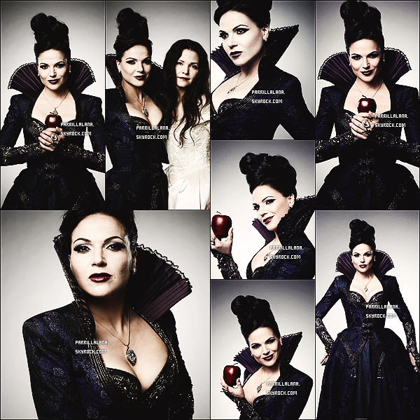 .(Re)Découvrez un photoshoot promotionnel pour la saison 2 de Once Upon A Time .
