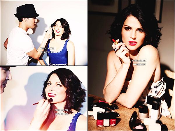 .●● Découvre Lana en toute beauté photographié par Troy Jensen .