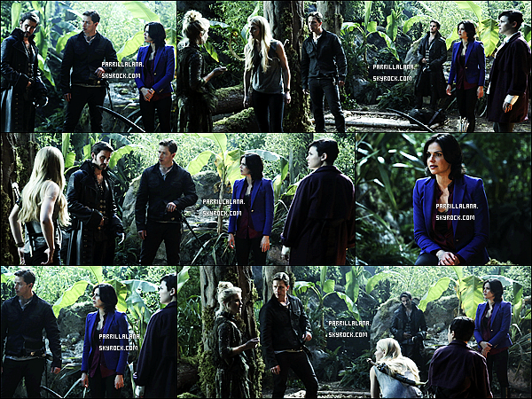 ".Stills & Vidéo promo de l'épisode 3x04 ""Nasty Habits"" de Once Upon a Time. ."