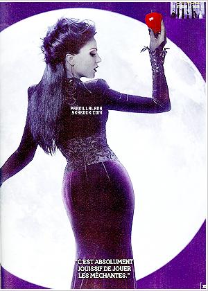 """Lana fait la couverture du magazine """"Séries Mag"""" pour les mois juillet/août!"""