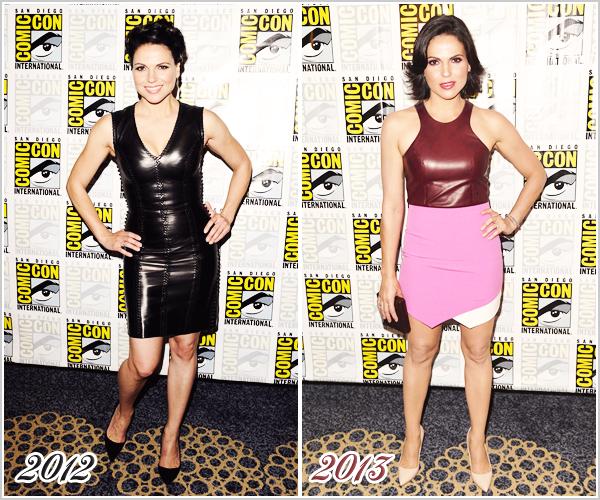 Lana se rendra à la Comic Con 2014, comme les deux années précédentes. ● Pour l'occasion, je te propose de redécouvrir ces deux évents et de voter pour celui que tu préfères !